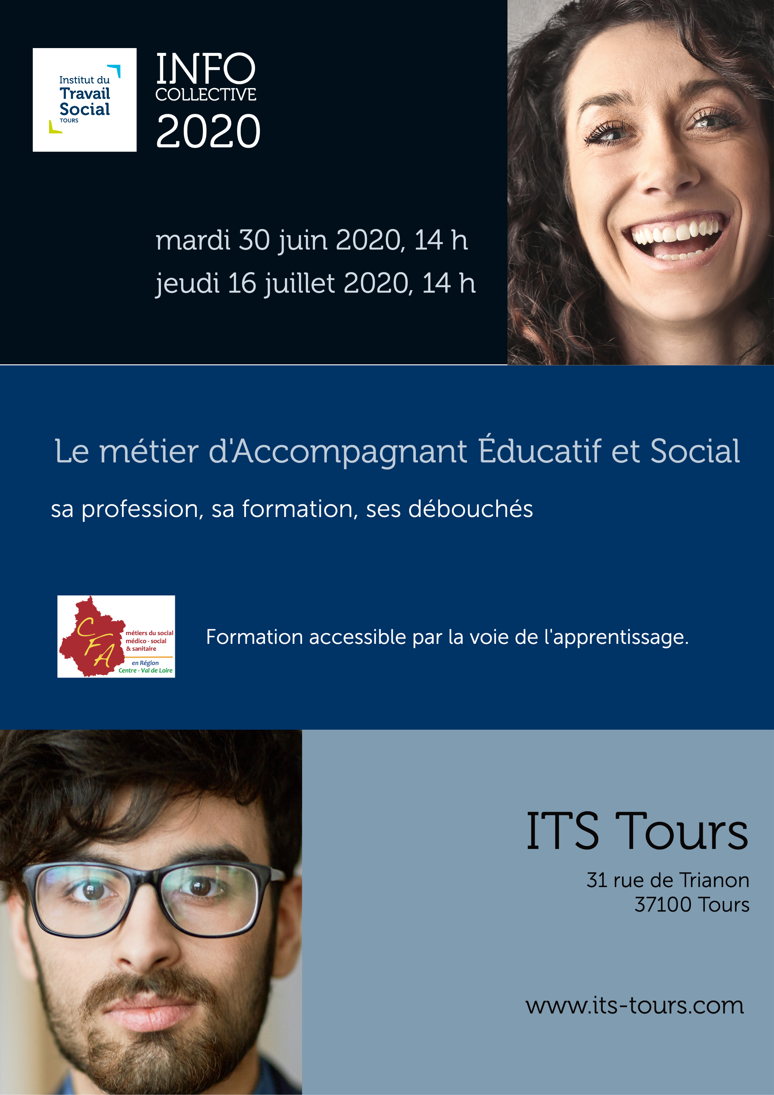 Info collective AES juillet